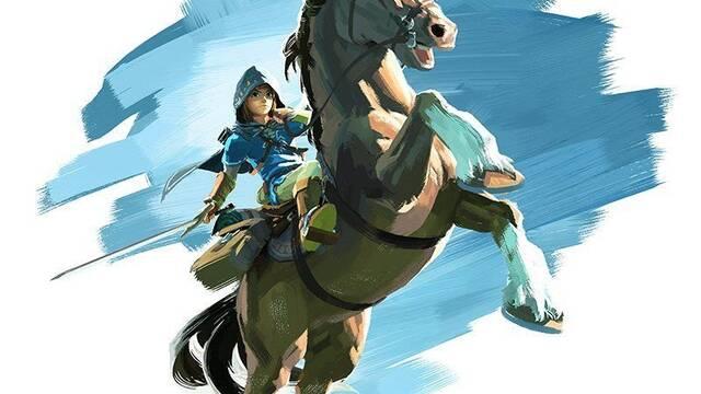Nueva ilustración de The Legend of Zelda para Wii U