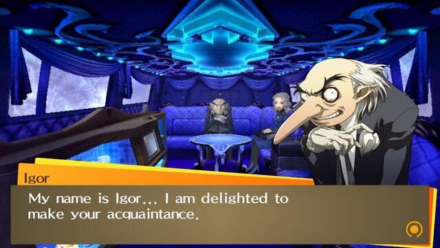 Persona 4 The Golden se deja ver en nuevas imágenes