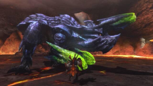 La caza de Brachydios comienza en las nuevas imágenes de Monster Hunter 3 Ultimate