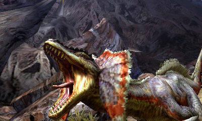 Nuevas imágenes de Monster Hunter 4