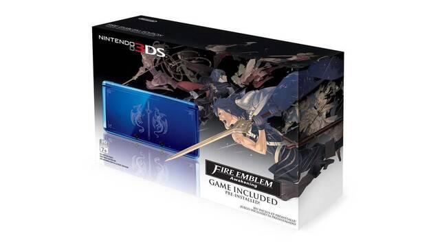 América recibirá un pack de Nintendo 3DS y Fire Emblem