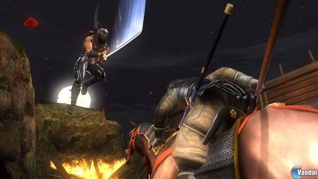 Ninja Gaiden Sigma Plus se deja ver en nuevas imágenes