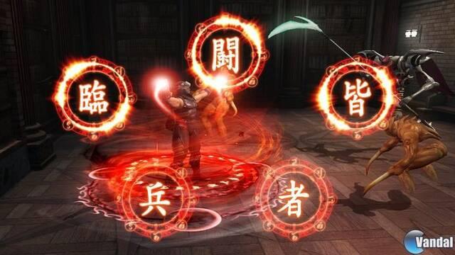 Ryu Hayabusa combate a ninjas y demonios en las primeras imágenes de Ninja Gaiden Sigma para PS Vita