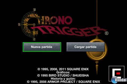 Chrono Trigger ya está disponible en iPhone