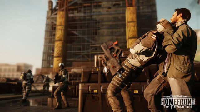 Deep Silver admite que Homefront: The Revolution se lanzó 'demasiado pronto'