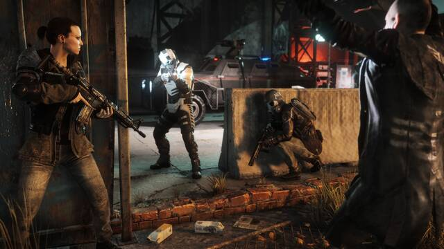 Homefront: The Revolution ofrecerá soporte para PS4 Pro