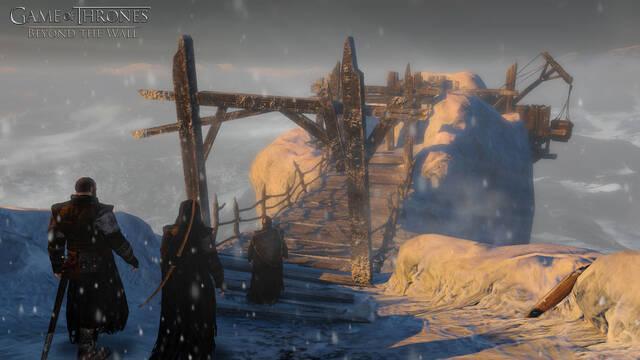 Game of Thrones presenta su nuevo descargable