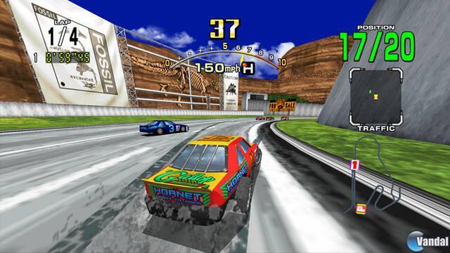 Daytona USA y otros títulos llegan a la retrocompatibilidad de Xbox One