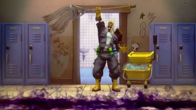 Janitor Leoric llegará a Heroes of the Storm