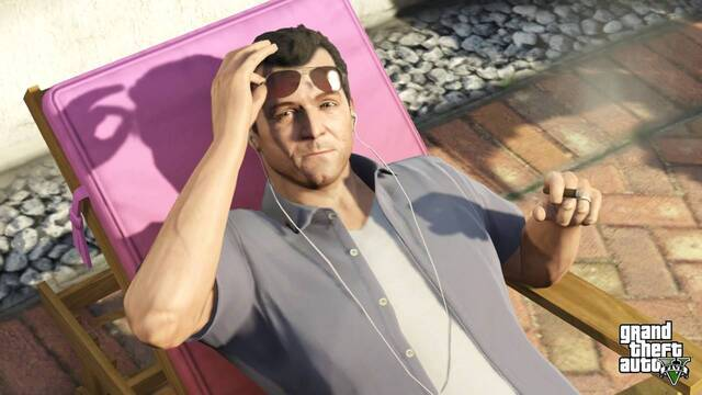 Grand Theft Auto V sigue luciéndose en imágenes