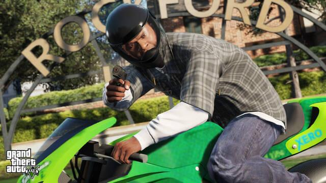 Nuevas imágenes de Grand Theft Auto V