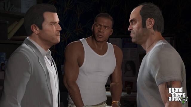 Relájate con las nuevas imágenes de Grand Theft Auto V