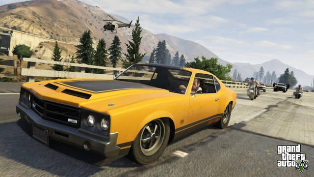 Buceo, motos y robo de coches en las nuevas imágenes de GTA V