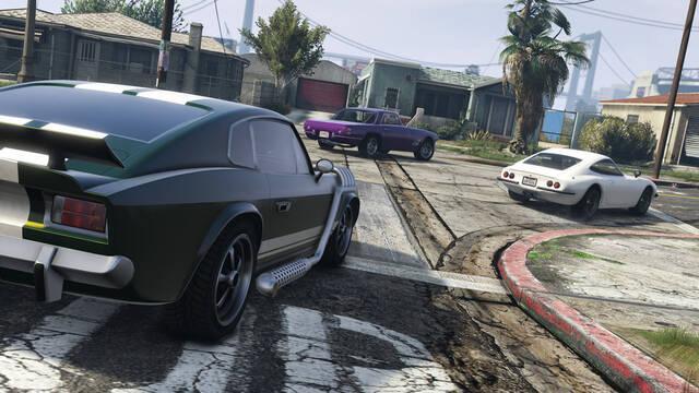 Grand Theft Auto V fue el juego más descargado de PS Store en Europa