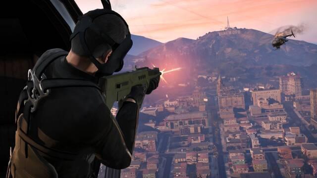 Más imágenes de Grand Theft Auto V