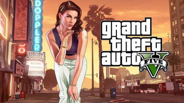 GTA V llega a PS4 y Xbox One el 18 de noviembre; a PC el 27 de enero