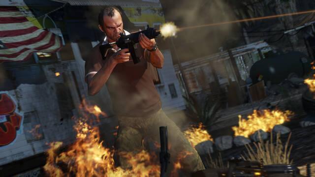 GTA V nos muestra su versión para PC en nuevas imágenes