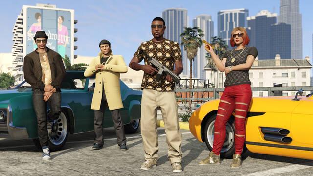 La conspiración de los atropellos toma GTA Online