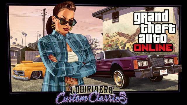 GTA Online presenta su contenido Lowriders: Custom Classics