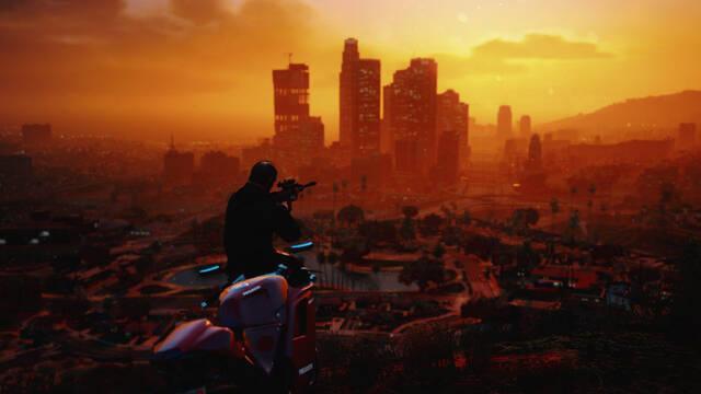 Ya disponible Redux, el ambicioso mod para GTA V