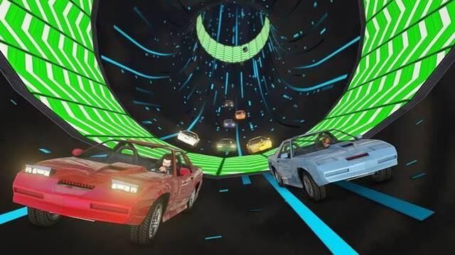 GTA Online: Dobles GTA$ y RP en las carreras acrobáticas