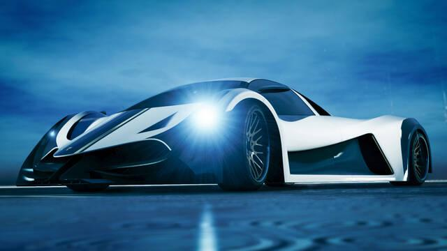 El coche Principe Deveste Eight llega a GTA Online