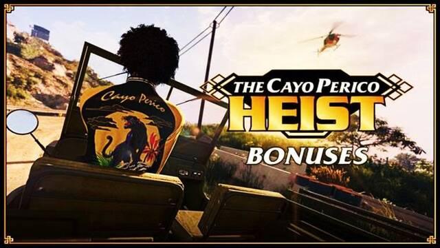 Bonificaciones de Golpe a Cayo Perico
