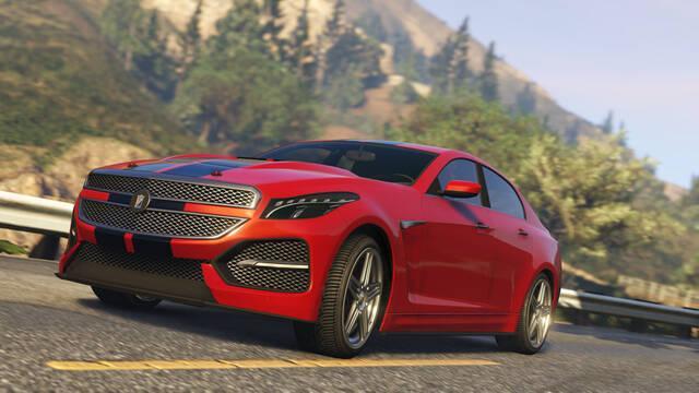 GTA Online con nuevas recompensas
