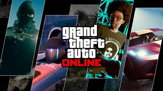 Novedades en GTA Online