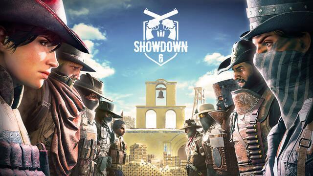 El salvaje Oeste llega a Rainbow Six Siege con el evento Showdown