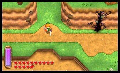 Nuevas imágenes de The Legend of Zelda: A Link Between Worlds