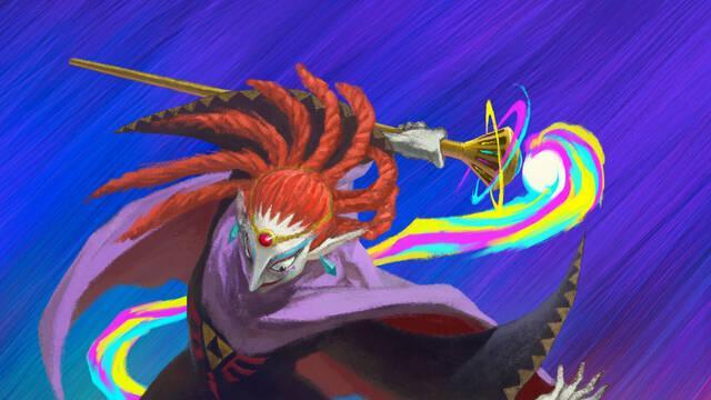 Nuevas ilustraciones de The Legend of Zelda: A Link Between Worlds