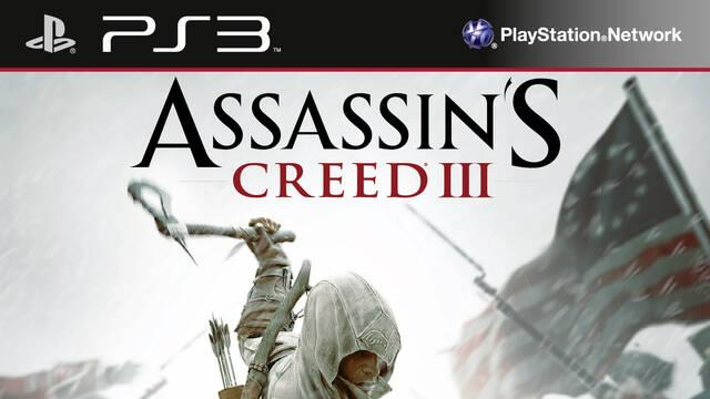 Desveladas oficialmente las carátulas de Assassin's Creed III