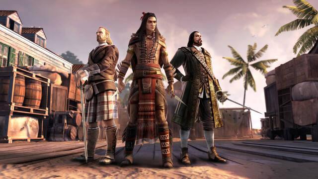 El nuevo contenido descargable para Assassin's Creed III se deja ver en nuevas imágenes