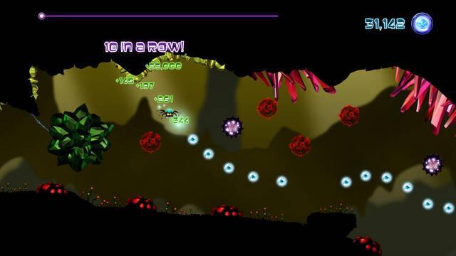Alien Spidy ya disponible en Xbox 360, PC y Mac