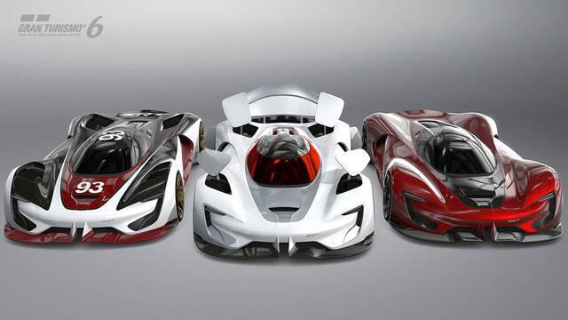Gran Turismo 6 recibe una nueva actualización