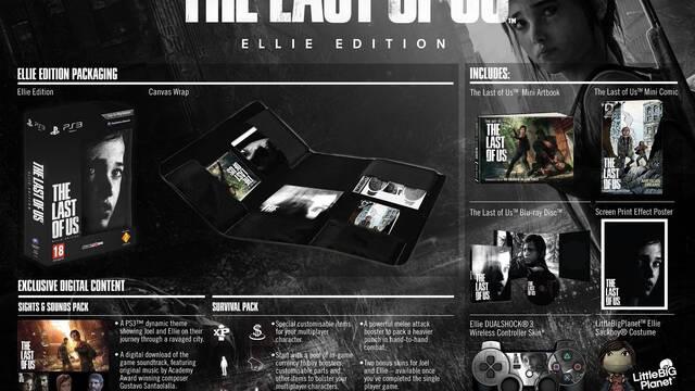 The Last of Us contará con dos ediciones especiales