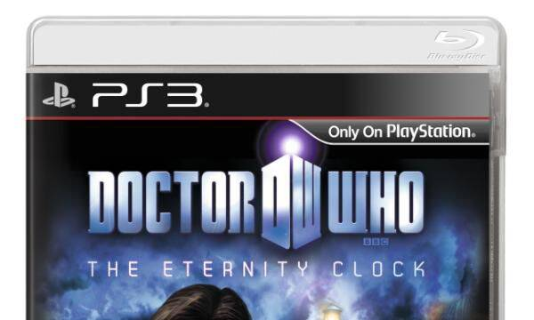 Doctor Who: The Eternity Clock tendrá una edición física limitada en PS3