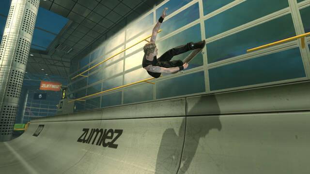 El 'revert' y Metallica llegan a Tony Hawk's Pro Skater HD