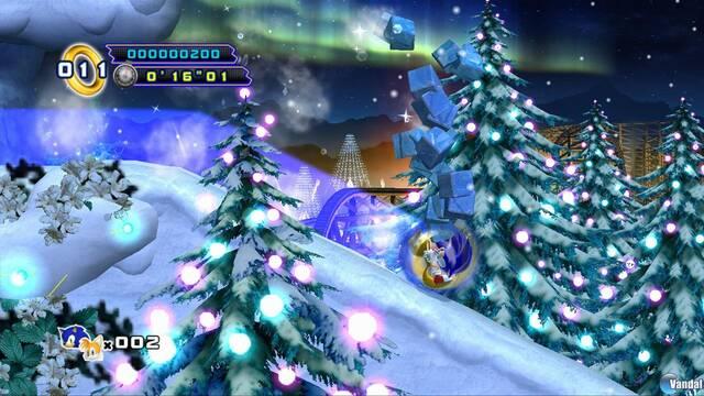 Sega distribuye nuevas imágenes de Sonic the Hedgehog 4: Episode II