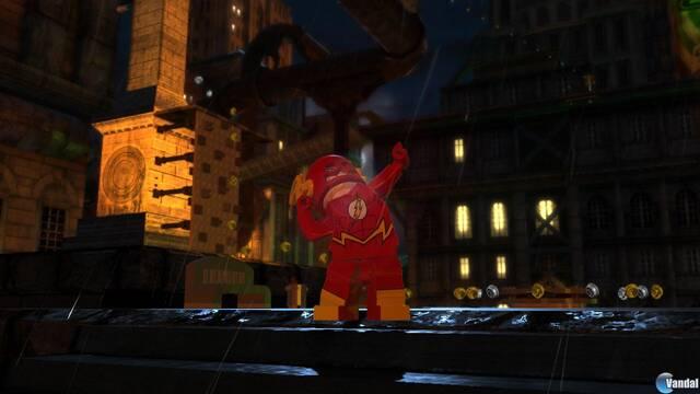 Warner presenta Lego Batman 2 DC Super Heroes
