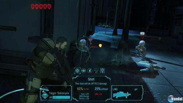 Nuevas imágenes de XCOM: Enemy Unknown