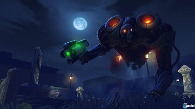 Así es el nuevo Floater de XCOM: Enemy Unknown