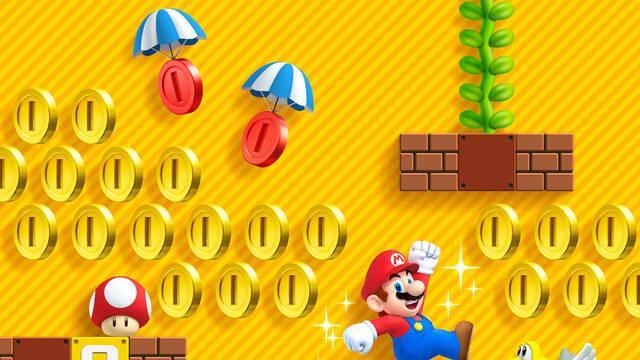 New Super Mario Bros. 2 se muestra en nuevas imágenes