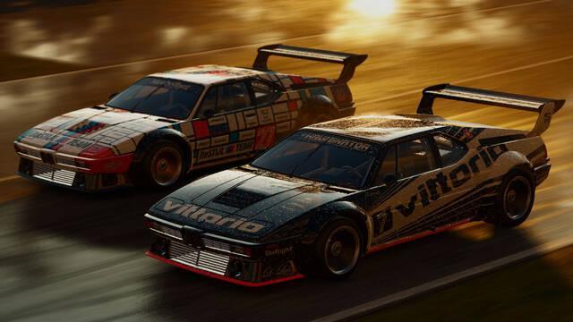 Nuevas pantallas de Project Cars