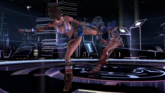 Ghost, Viper y Wrench se muestran en Girl Fight