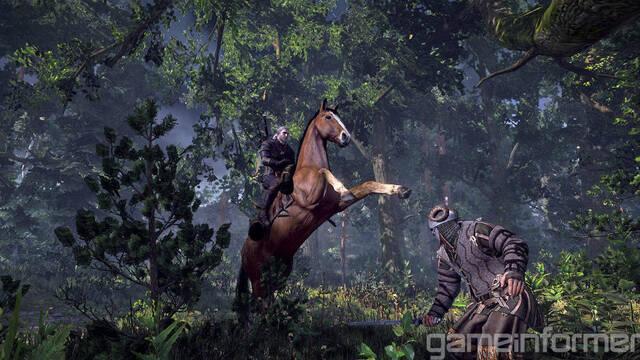 Primeras imágenes de The Witcher 3: Wild Hunt