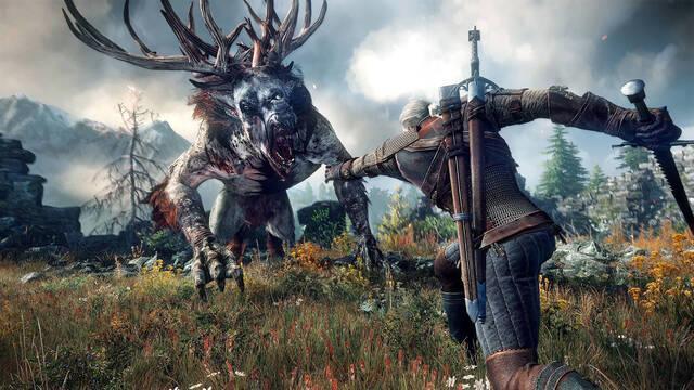 The Witcher 3: Wild Hunt se muestra en imágenes e ilustraciones