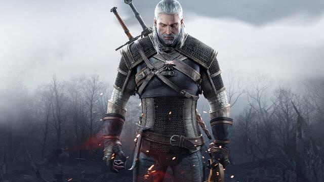 The Witcher 3 sin parches funciona a 60 imágenes por segundo en Xbox One X