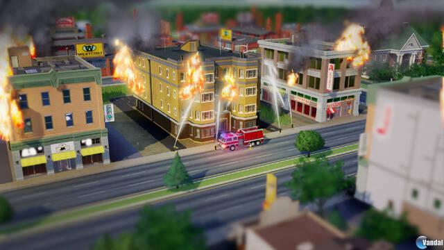 Nuevas imágenes de SimCity
